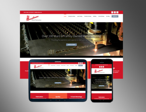 Huncilman Sheet Metal Website