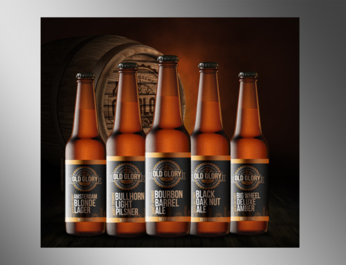 Old Glory Brewery Packaging Design and Brand Development