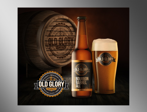 Old Glory Brewery Logo Design and Brand Development