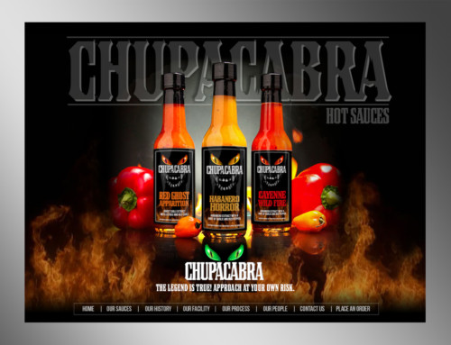 Chupacabra Hot Sauces Brand Development and Packaging
