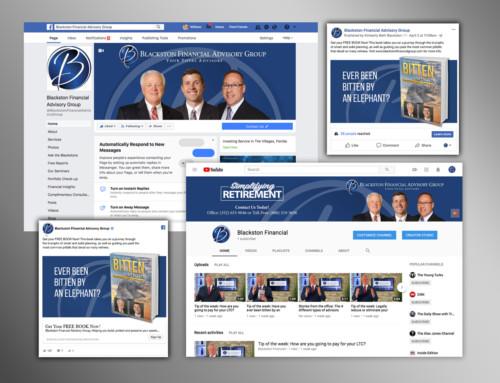 Blackston Social Media Branding