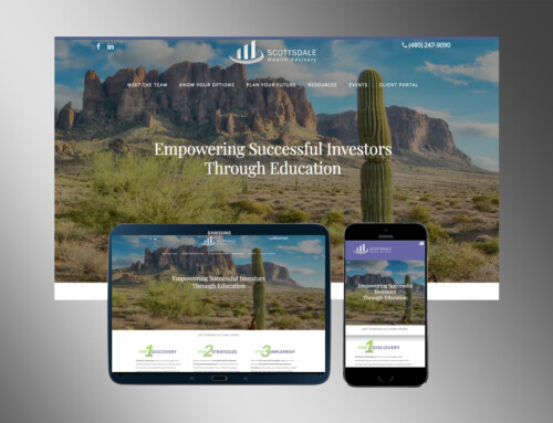 Scottsdale Wealth Advisory Website